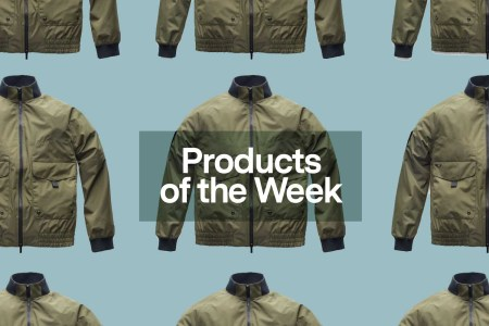 Products of the Week: White Castle Gravy Boats, Waterproof Bomber Jackets and a Trench Coat Built With Lasers