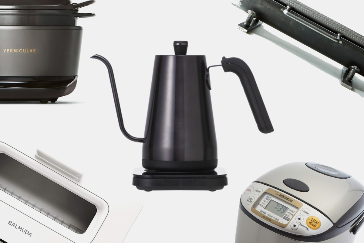 5 Japanese Appliances You Need to Add to Your Kitchen