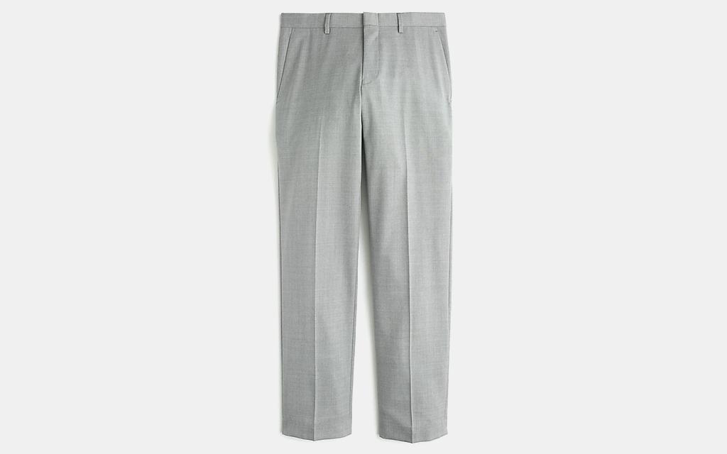 J.Crew Ludlow Suit Trousers