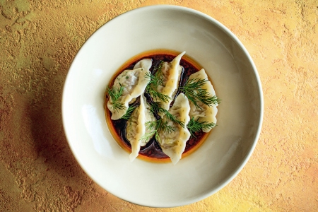 Psst, We Have the Recipe for a Michelin-Starred Chef's Seafood Dumplings