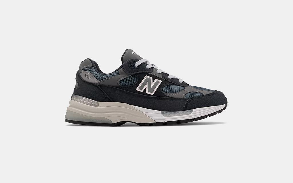New Balance 992 in Grey