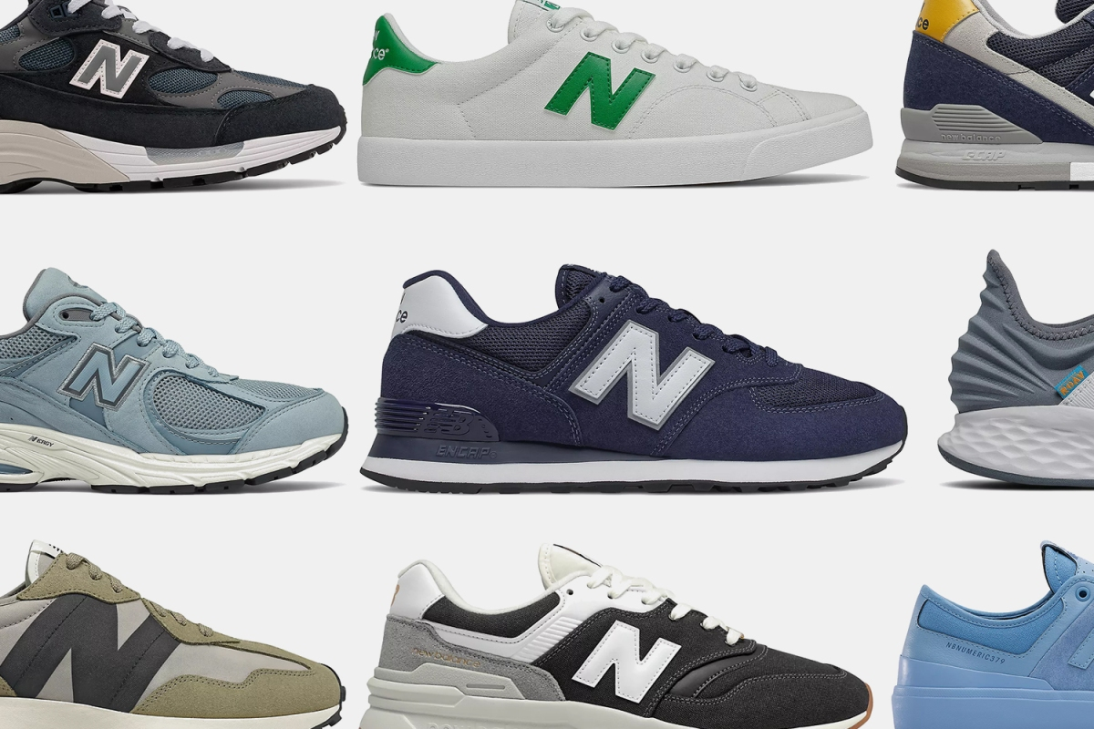 From 574 to 990: Which New Balance Lifestyle Sneaker Is Right for You?