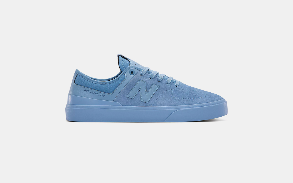 New Balance Numeric 379 in Baby Blue