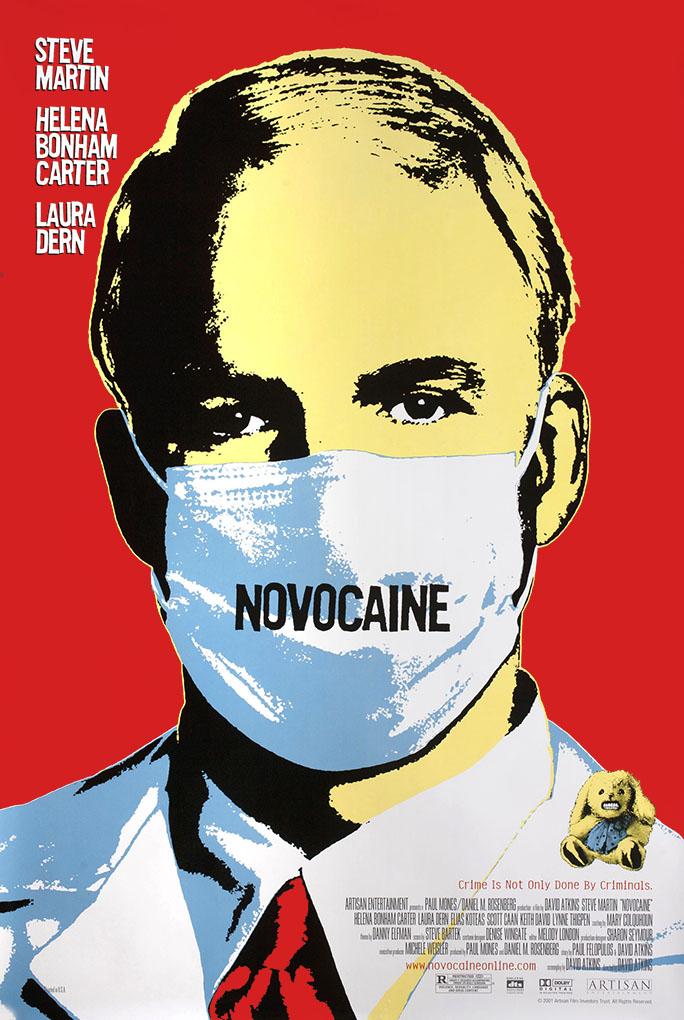 """""""Novocaine"""""""