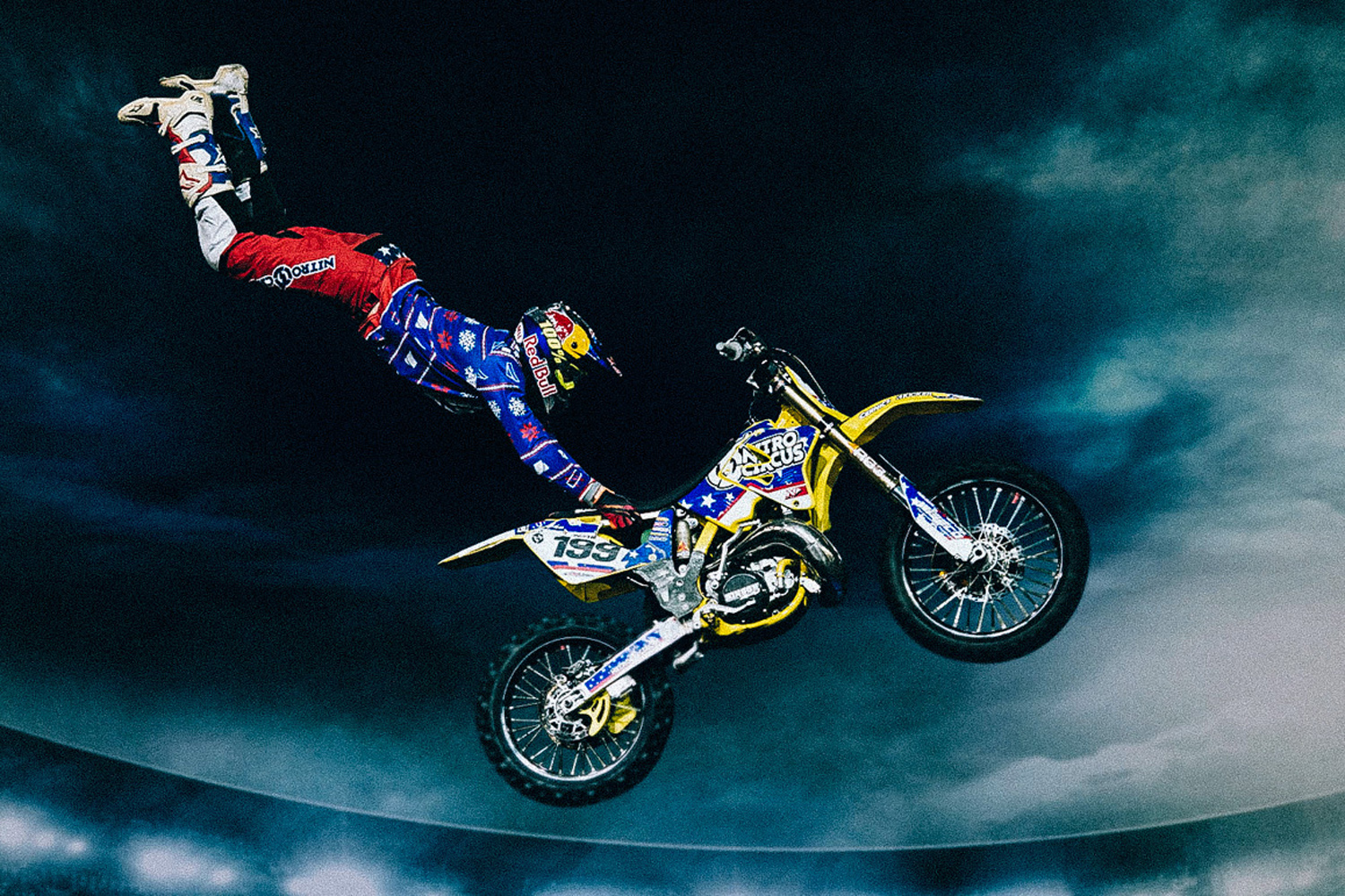 Action sports star Travis Pastrana