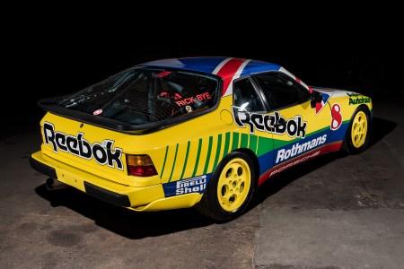 1988 Reebok Porsche 944 Turbo Cup