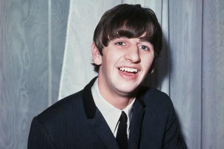 Ringo Starr in London in 1963