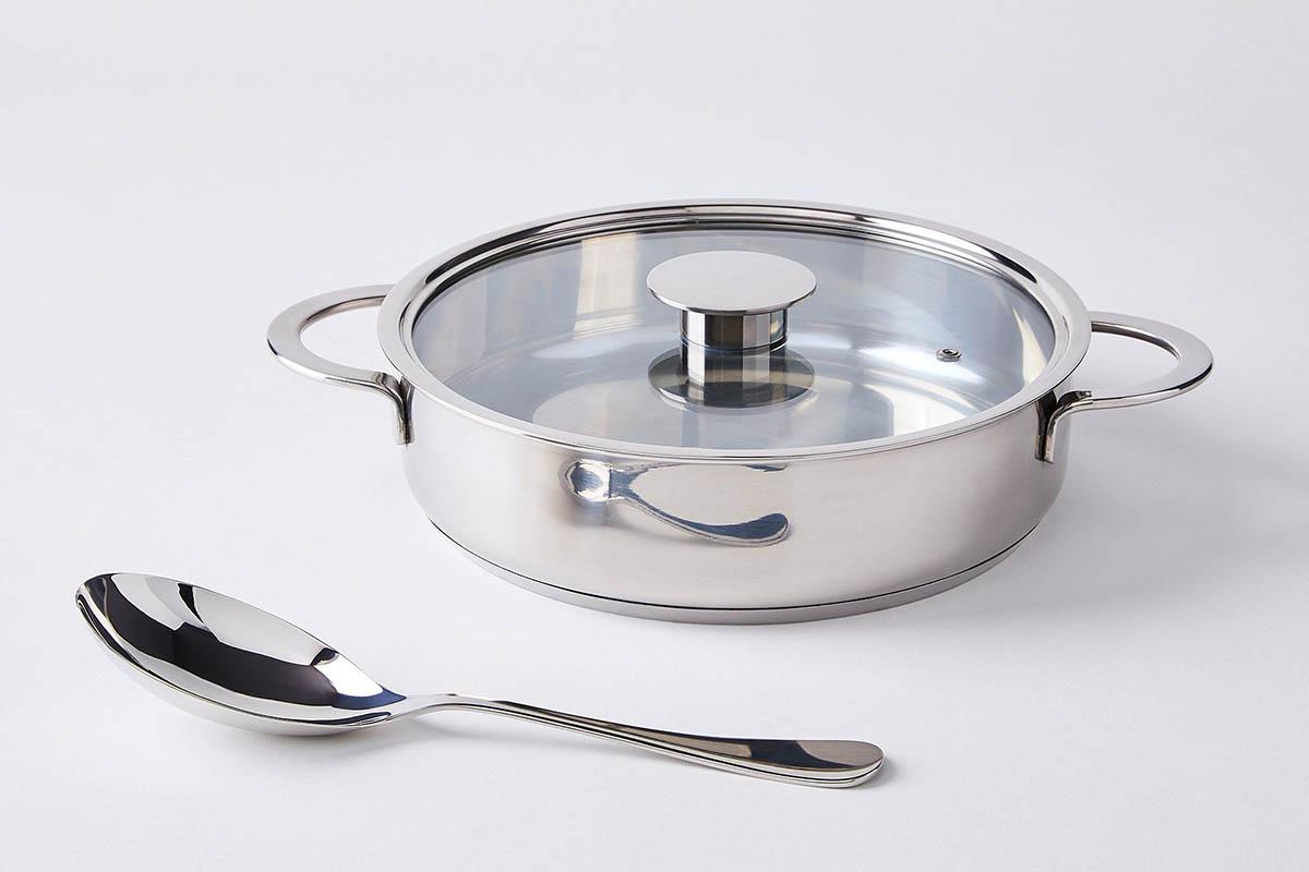 Mepra Rissotto Pan