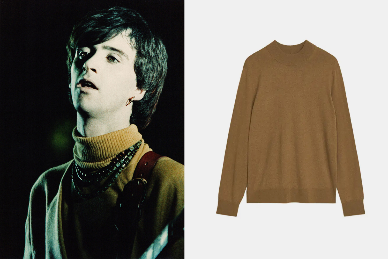 The seasonal ribbed sweater