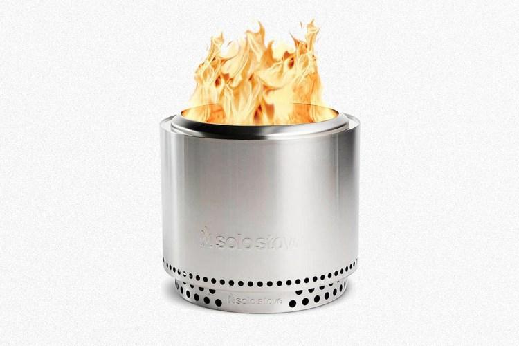 Solo Stove Bonfire smokeless firepit