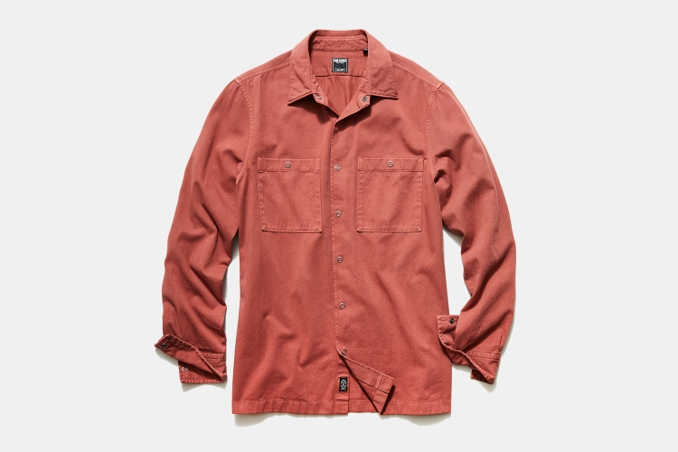 Todd Snyder Workwear Snap Jacket
