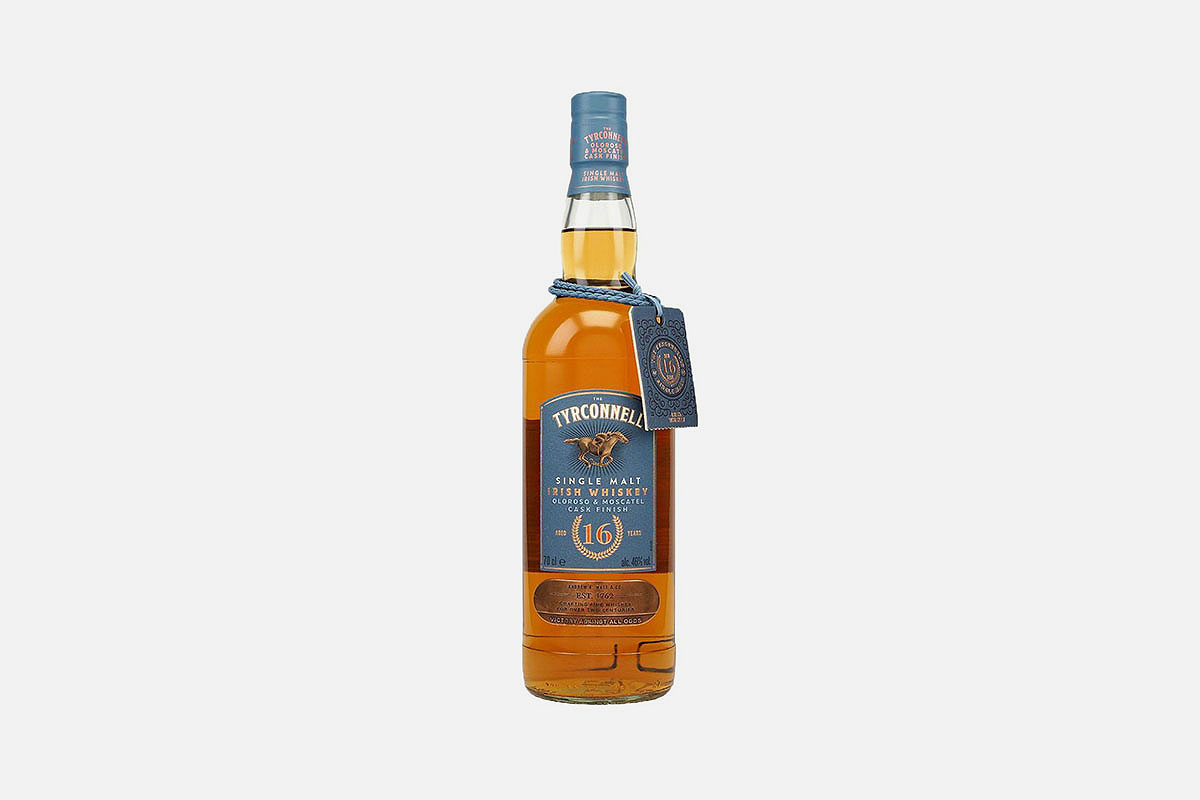 The Tyrconnell 16 Year Old Oloroso & Moscatel Cask Finish Single Malt
