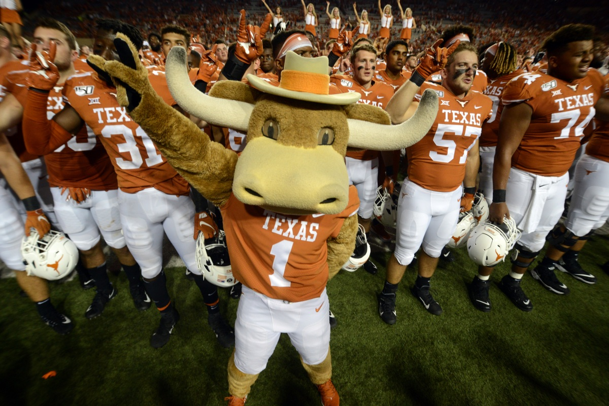 "Wealthy UT Donors Threaten to Pull Support Over Removal of ""The Eyes of Texas"" Fight Song - InsideHook"
