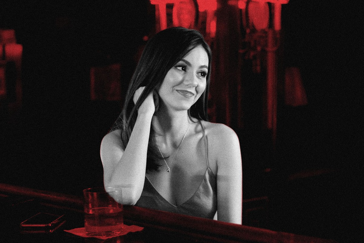 """Victoria Justice stars as a Manhattan gallery owner in """"Trust"""""""