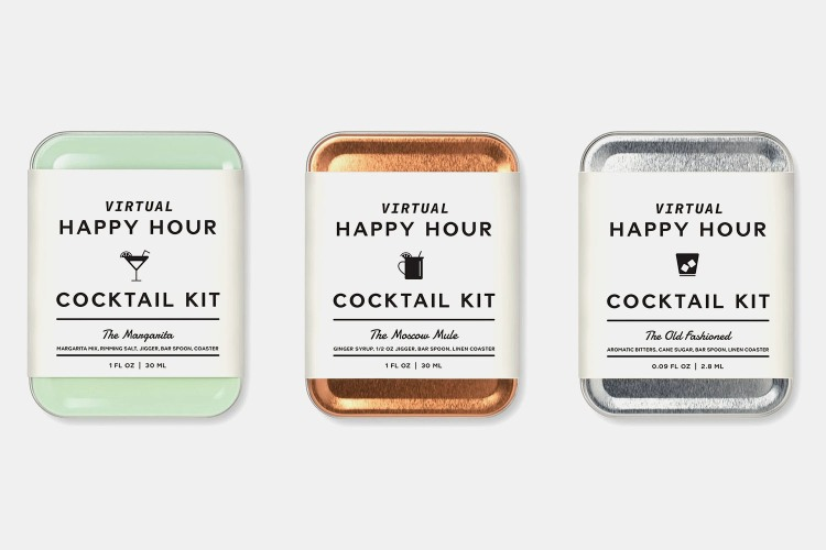 Deal: Treat Yourself to a Cocktail Kit 20% Off at W&P