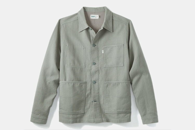 Deal: You Need a New Chore Jacket for Spring. Wellen's Is Only $76.