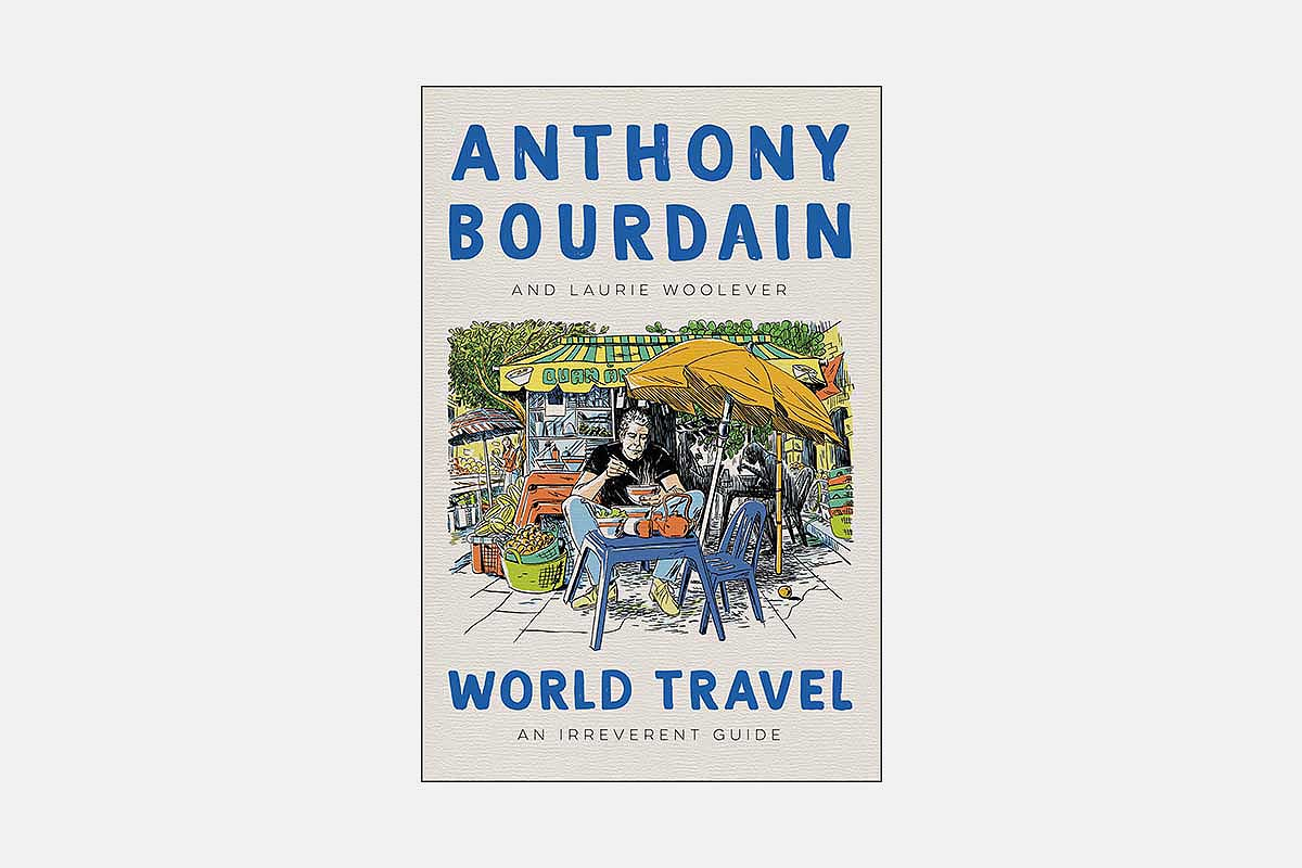 front cover of World Travel: An Irreverent Guide