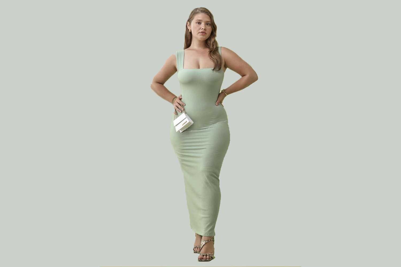 Reformation Kia Dress