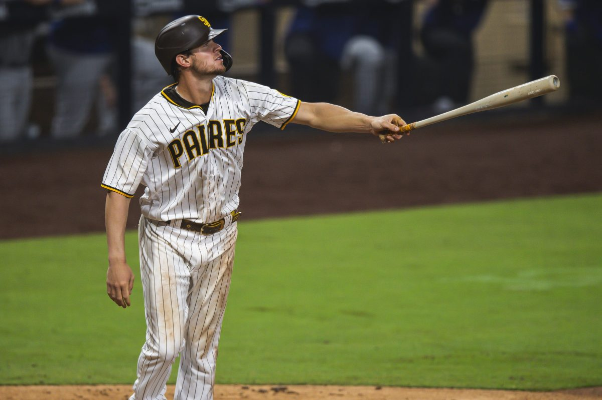 Padres outfielder Wil Myers