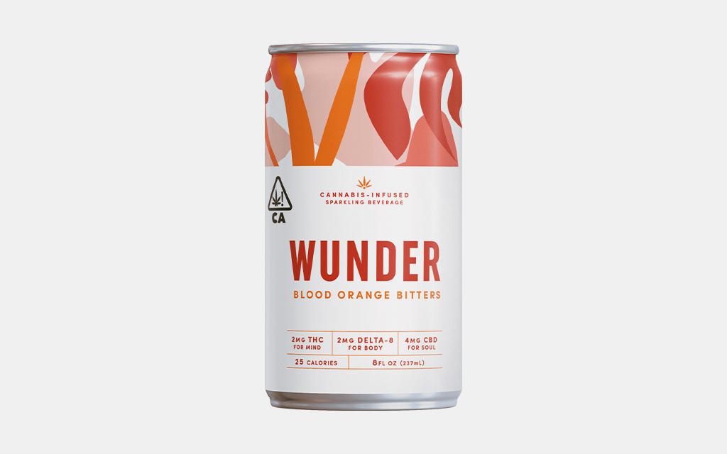 WUNDER Cannabis-Infused Sparkling Beverage
