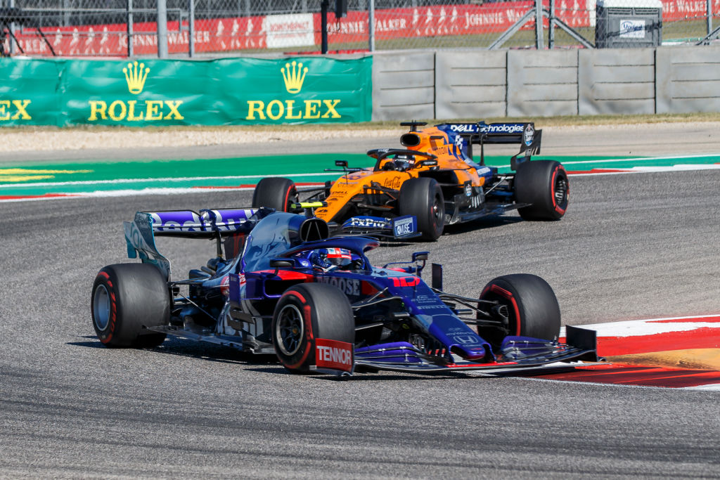 F1 Austin
