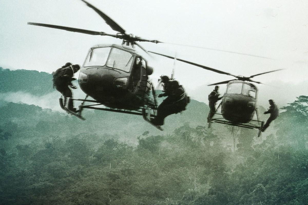 Inside the Selection Process for SAS, Britain's Most Elite Special Forces Unit