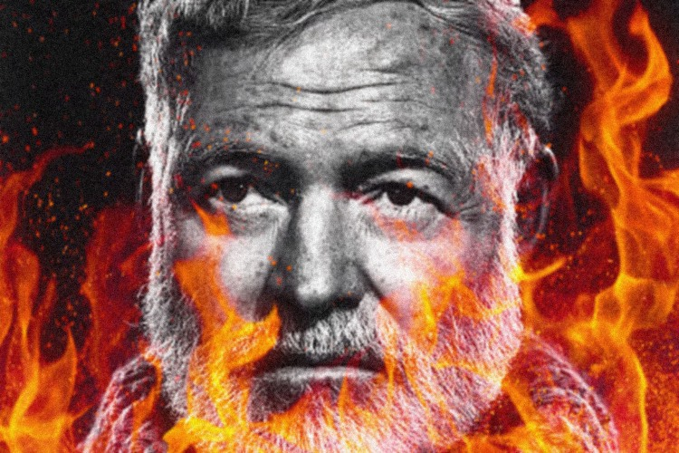Nobody Could Burn a Bridge Like Ernest Hemingway