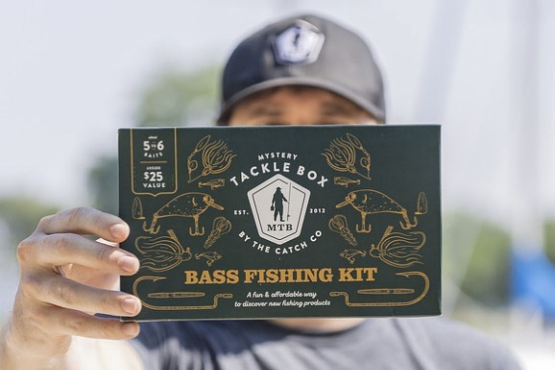 catch co mystery tackle box