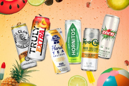 A Complete Guide to the New Spiked Seltzer Releases of 2021