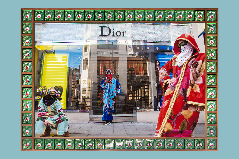 Hassan Hajjaj, Dior XL (2012)