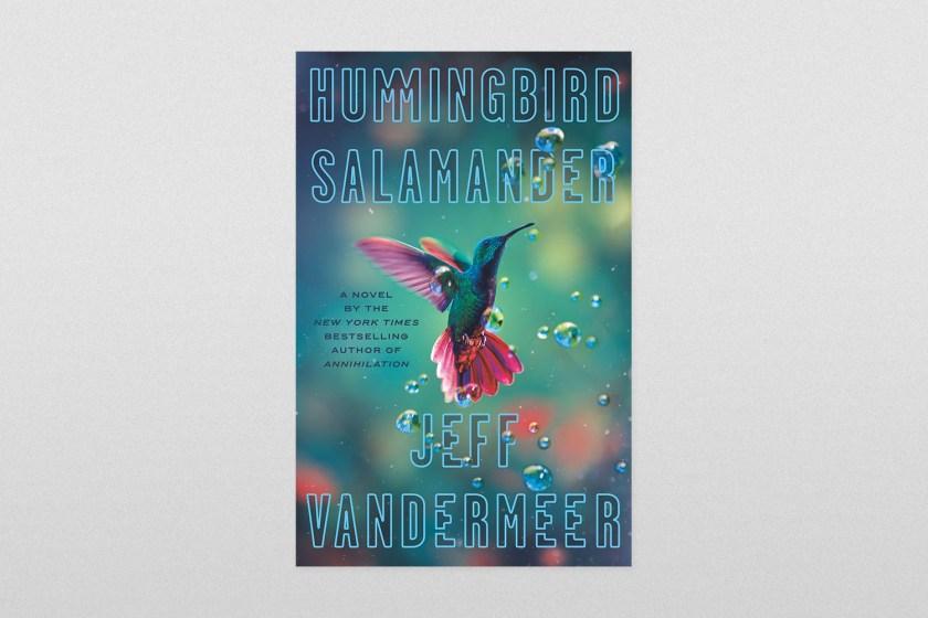 """Hummingbird Salamander"""