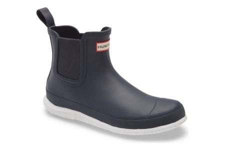 Hunter Waterproof Chelsea Boot