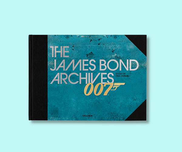 """The James Bond Archives """"No Time To Die"""" Edition"""