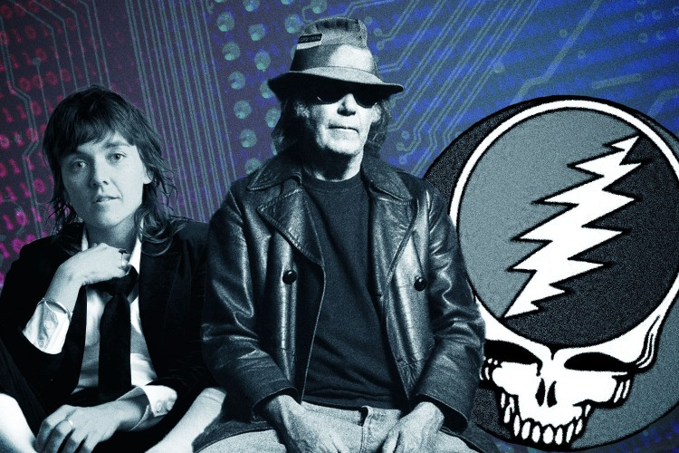 courtney barnett neil young grateful dead