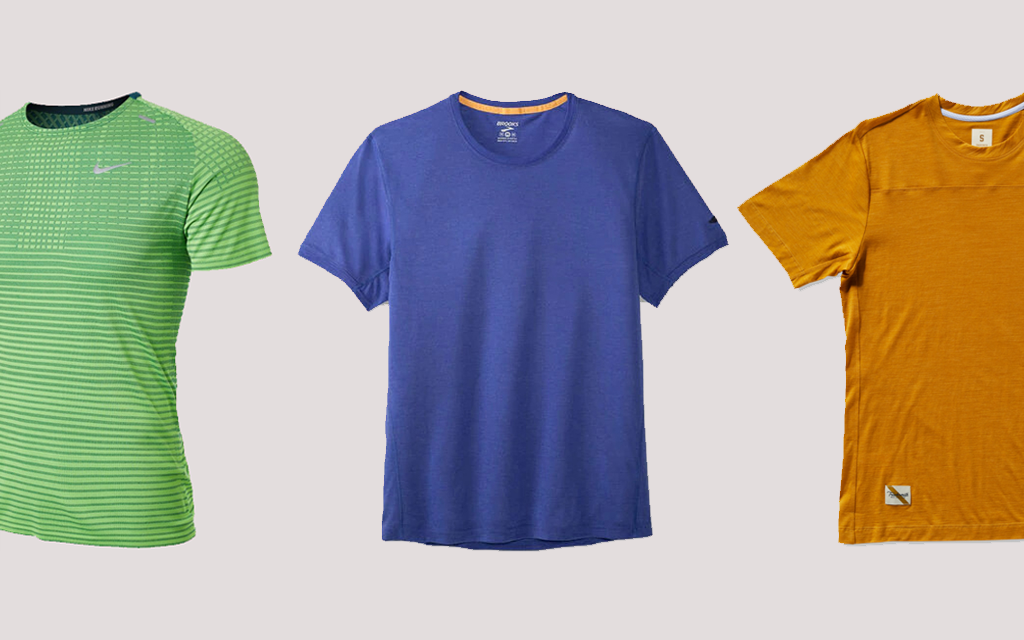 Our 10 Favorite Running Shirts