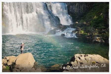 McCloud Waterfalls