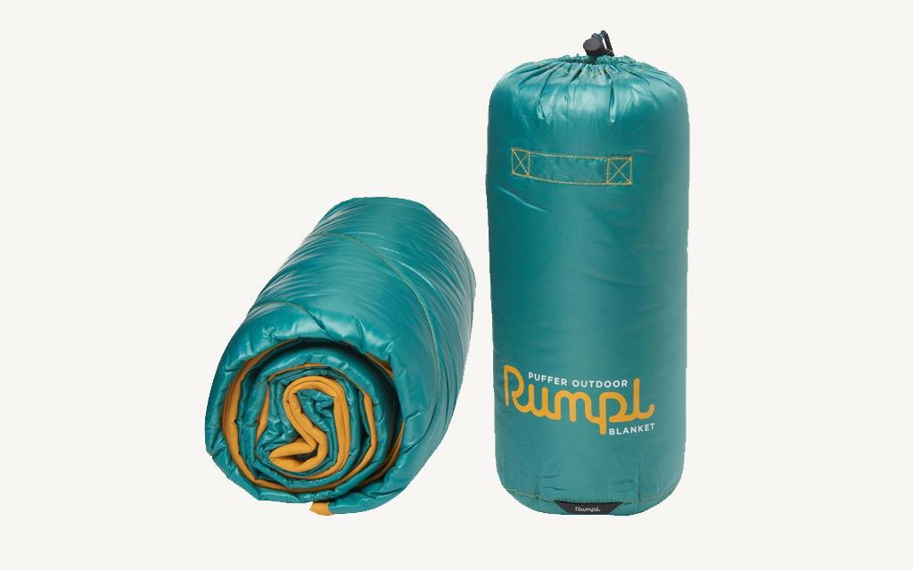 Rumpl Puffer Blanket