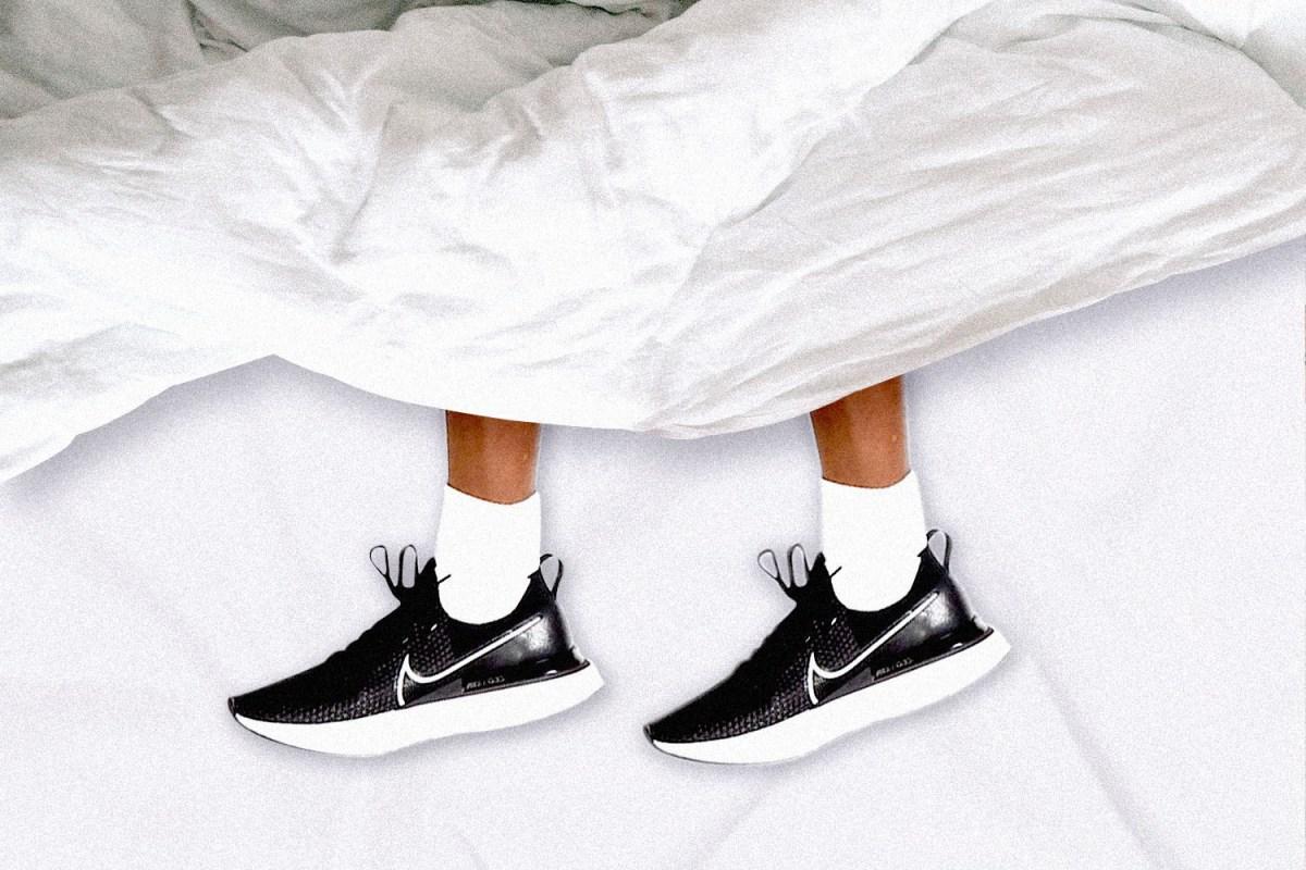sleep hacks marathoner