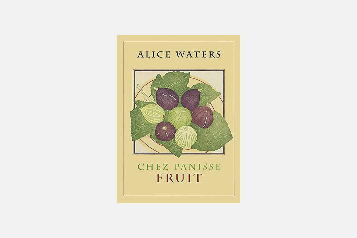 book cover of Chez Panisse Fruit by Alice Waters