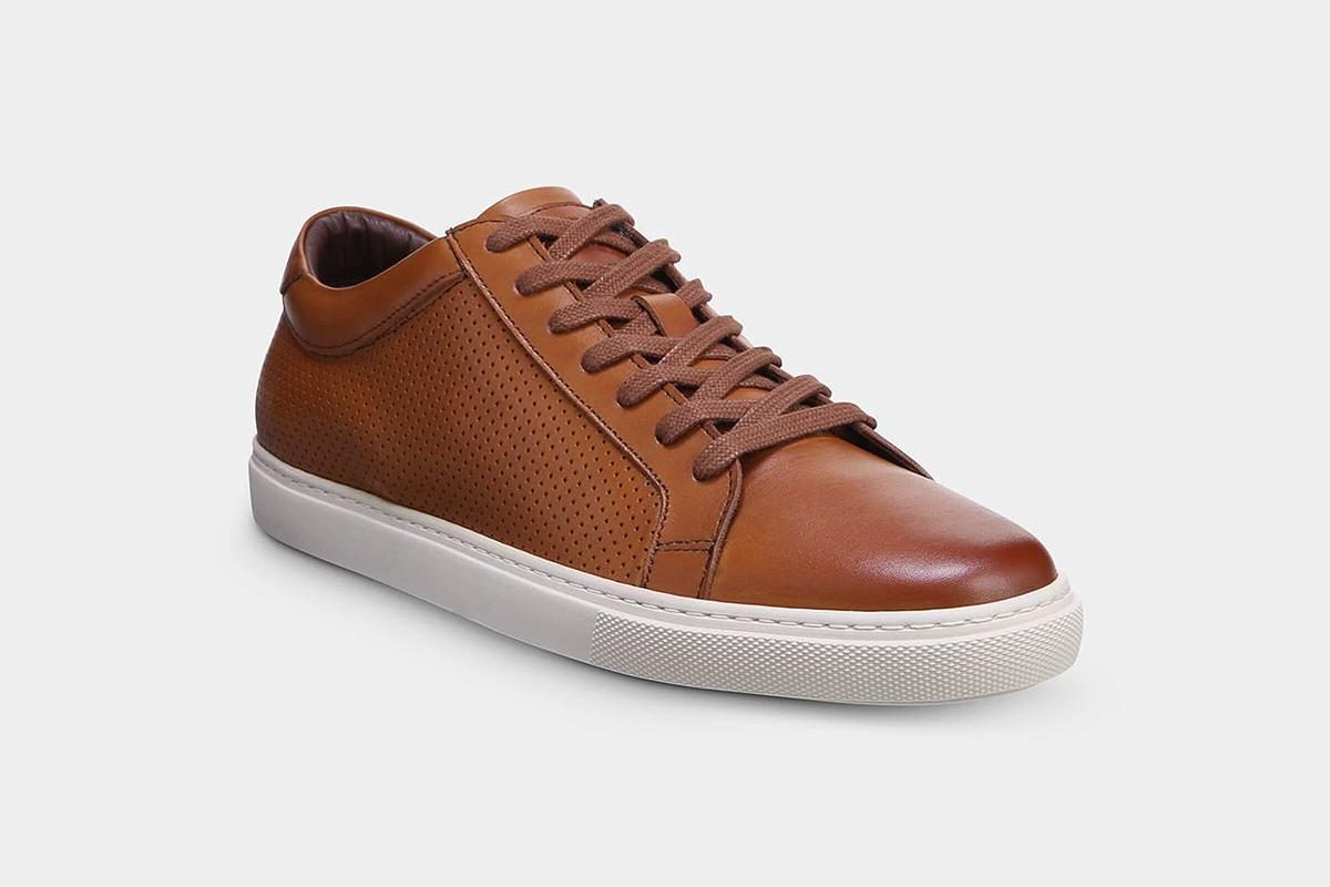 The Courtland Sneaker from Allen Edmonds