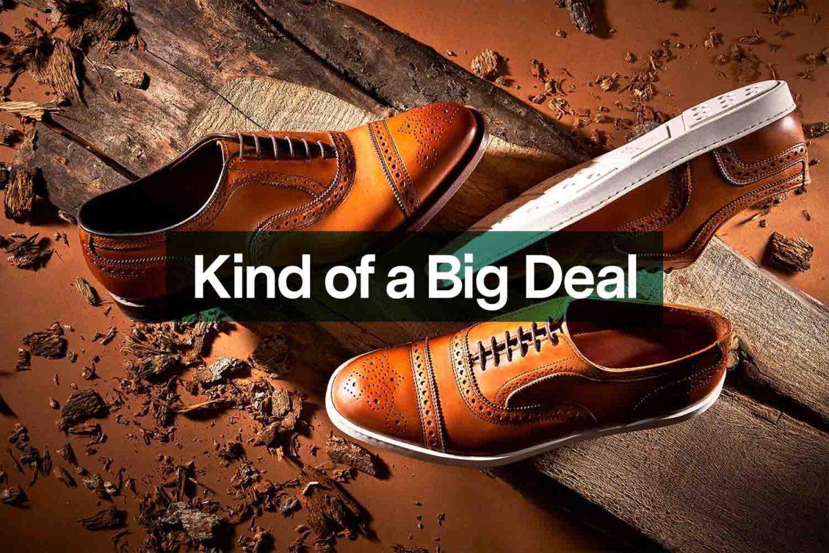 shoe styles from the Allen Edmonds Anniversary Sale