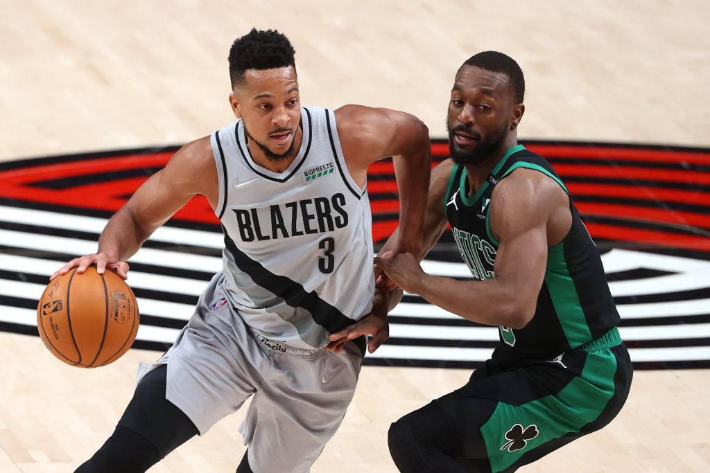 Boston Celtics v Portland Trail Blazers