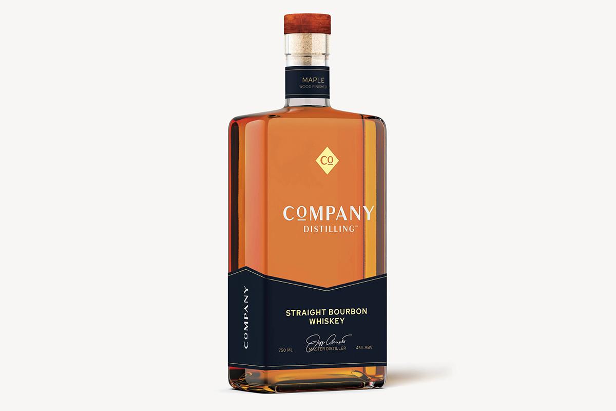 Company Distilling, a new bourbon from former Jack Daniel's Master Distiller Jeff Arnett