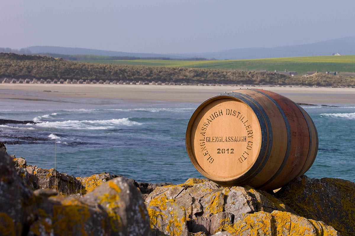 "A single barrel of Glenglassaugh, a purposely ""awkward"" single malt"