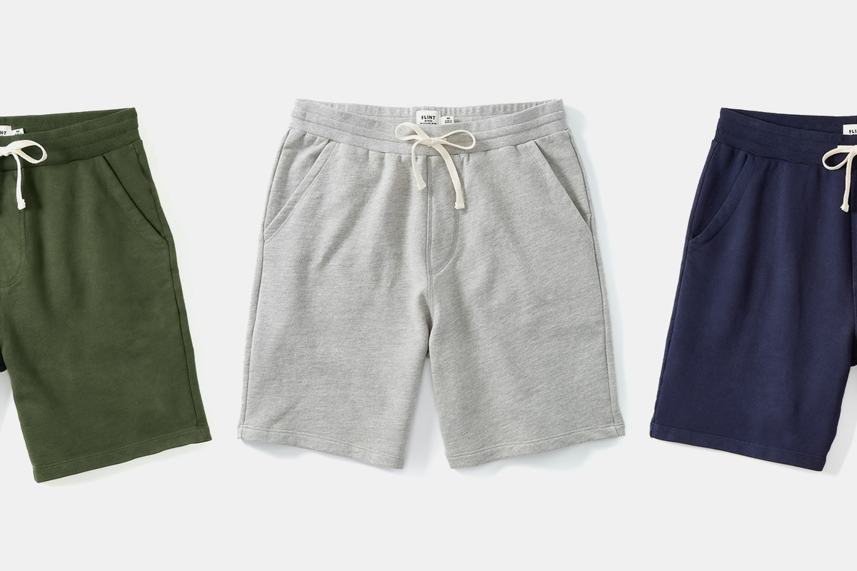 $56 Undefeated Men Coping Shorts yellow