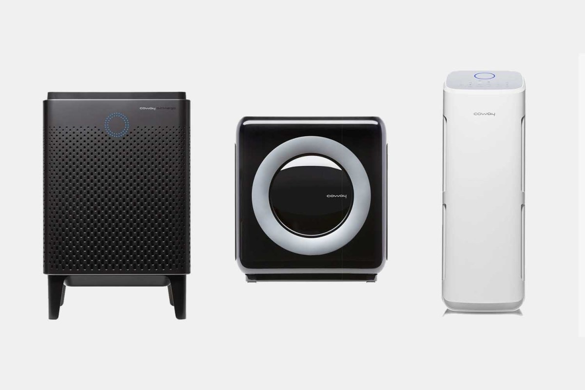 Deal: Squash Spring Allergies With Coway's Discounted Air Purifiers