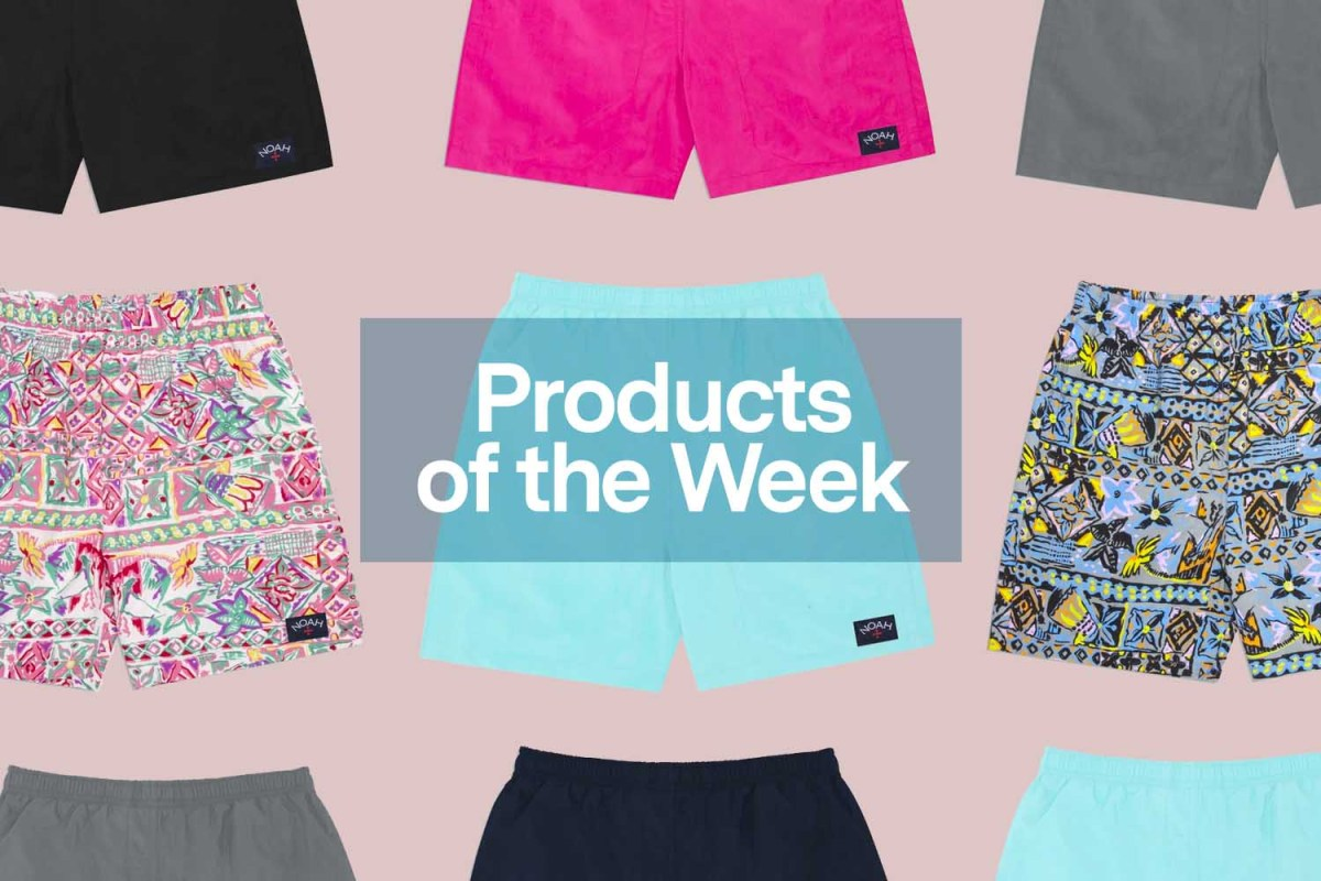 Products of the Week: YETI Apparel, National Park Coolers and a Noah Surf Collection
