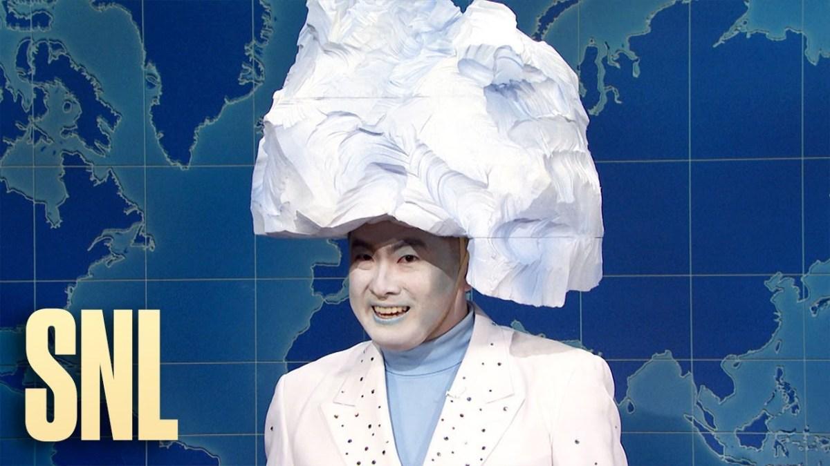"Bowen Yang on ""SNL"""