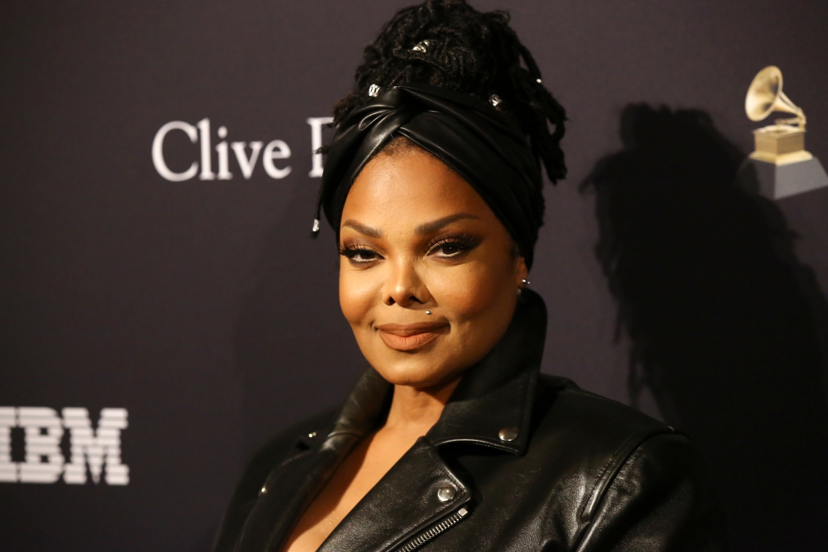 """Janet Jackson attends the Pre-GRAMMY Gala and GRAMMY Salute to Industry Icons Honoring Sean """"Diddy"""" Combs at The Beverly Hilton Hotel on January 25, 2020 in Beverly Hills, California."""