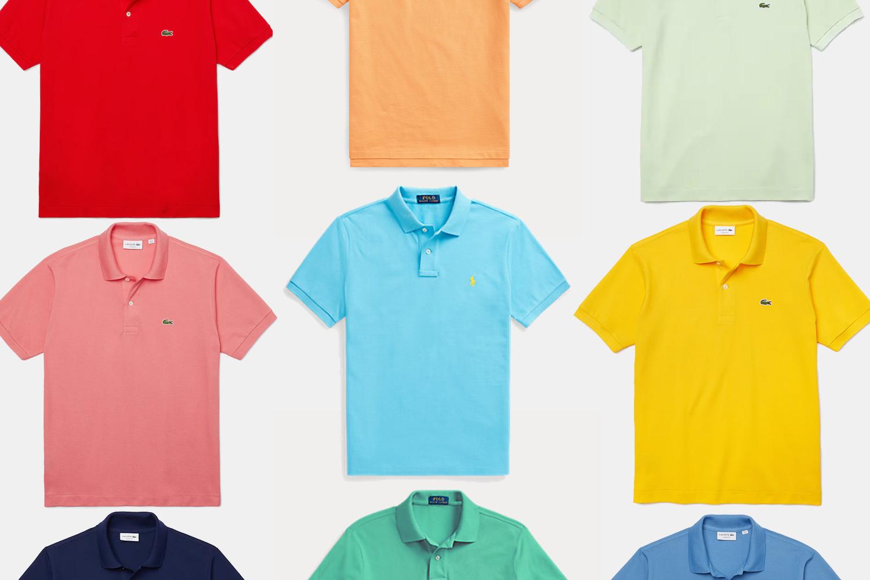 Lacoste vs. Ralph Lauren: Which Polo Shirt is Better? - InsideHook